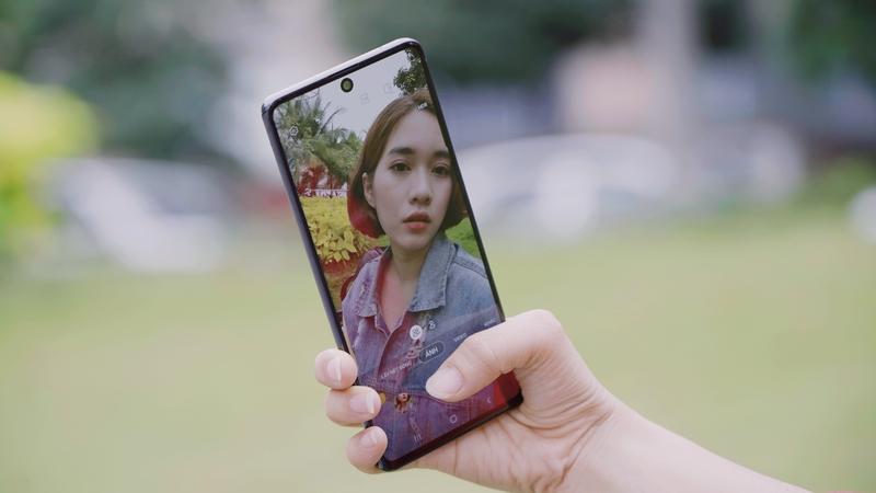 Điện thoại Samsung Galaxy Note 10 Lite | Camera trước