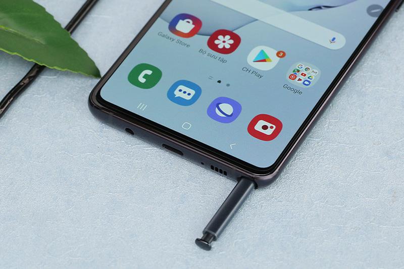 Điện thoại Samsung Galaxy Note 10 Lite | Bút S Pen