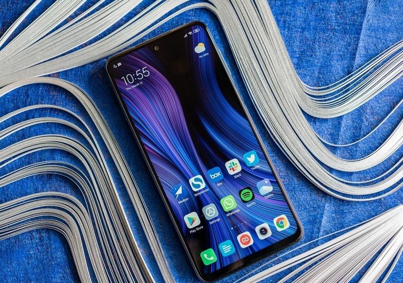 Điện thoại Redmi Note 9s | Hiệu năng mạnh mẽ