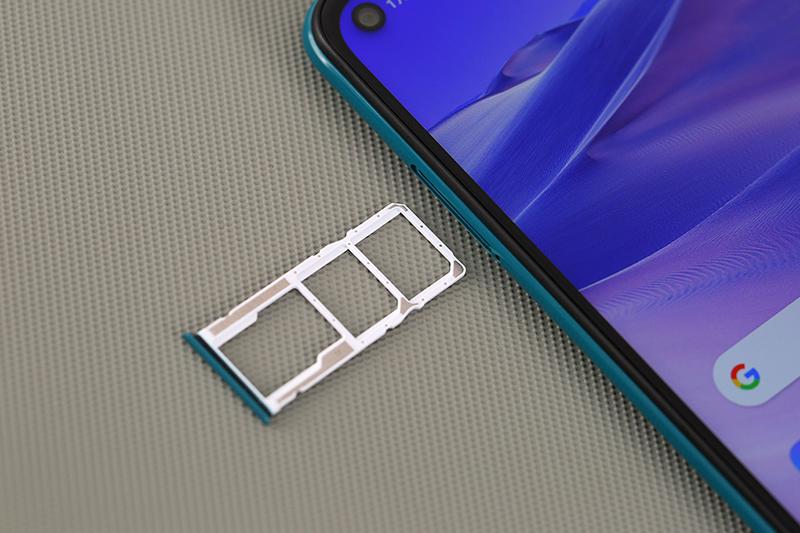 Điện thoại Xiaomi Redmi Note 9 | Hỗ trợ khay sim kép cùng thẻ nhớ ngoài MicroSD