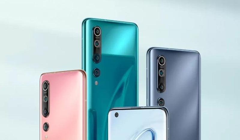 Xiaomi Mi 10 | Cụm 4 camera đầu bảng