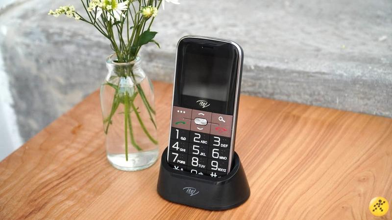 Điện thoại Itel it2590 | Thiết kế