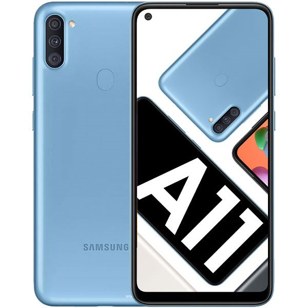 Điện thoại Samsung Galaxy A11