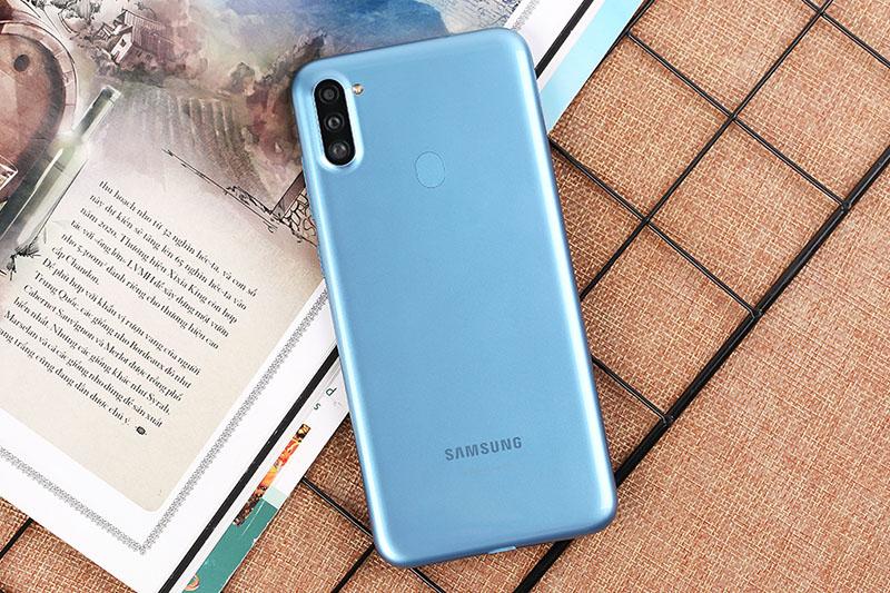 Điện thoại Galaxy A11 dung lượng pin trâu