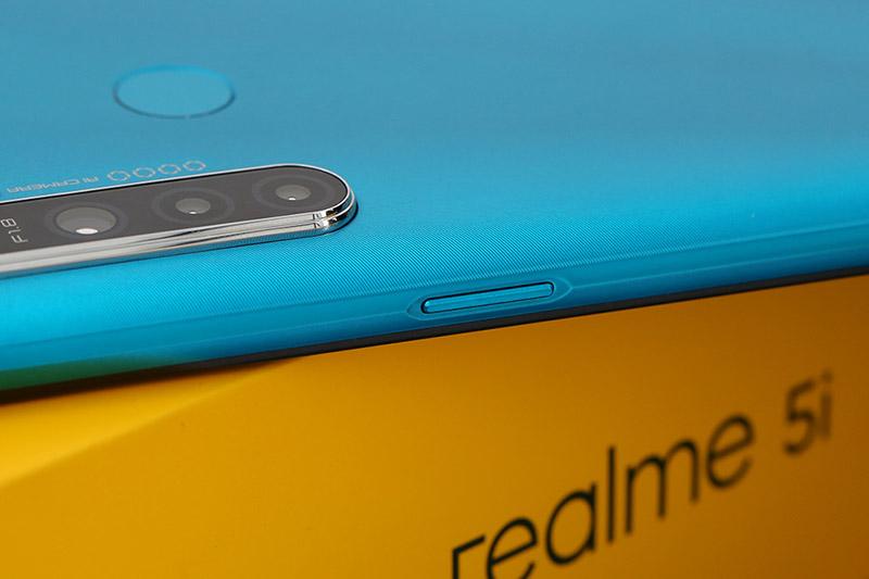 Điện thoại Realme 5i | Hiệu năng tốt