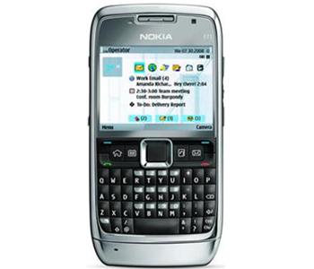 Nokia E71-hình 8