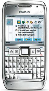 Nokia E71-hình 6