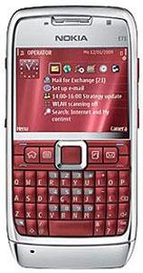 Nokia E71-hình 4