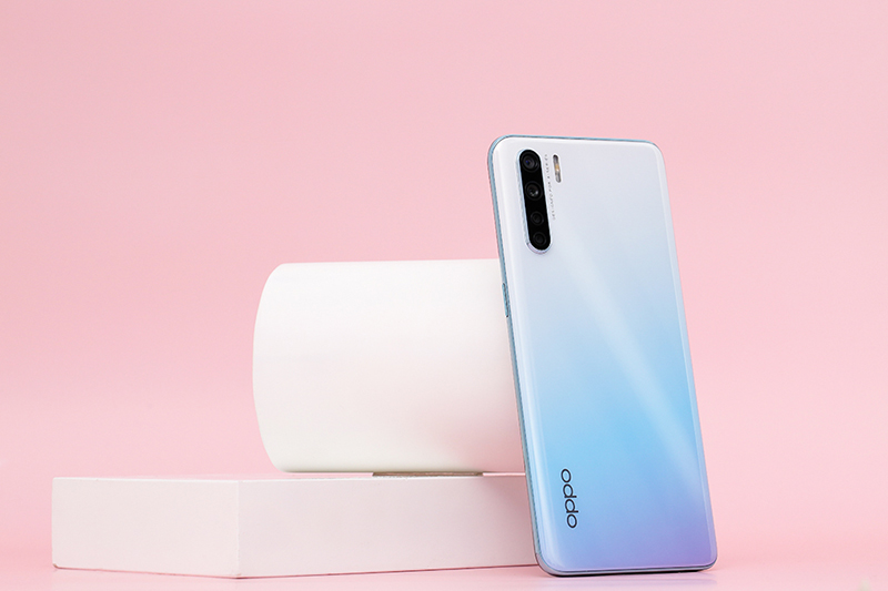 OPPO A91 | Thiết kế camera sau