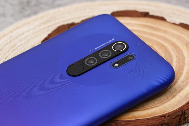 Điện thoại Xiaomi Redmi 9 | 4 camera trên điện thoại