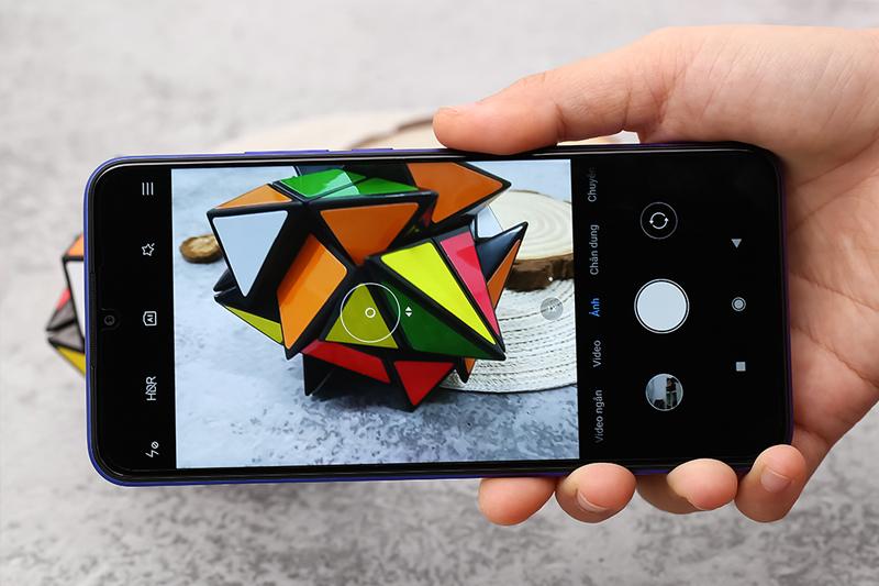 Điện thoại Xiaomi Redmi 9 | Ảnh chụp từ camera thường