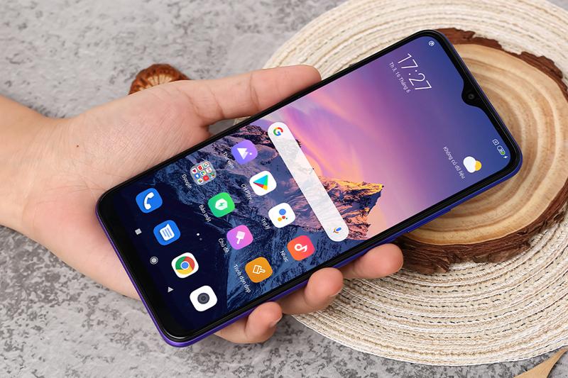 Điện thoại Xiaomi Redmi 9 | Màn hình rộng - lọc ánh sáng xanh
