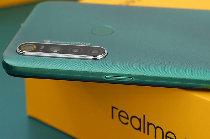 Điện thoại Realme 5i | Hiệu năng tốt trong phân khúc