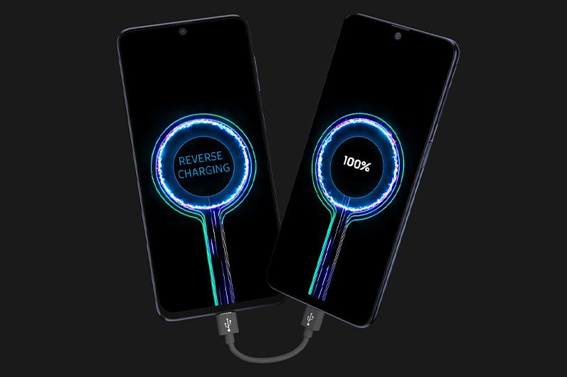 Tính năng reverse charging mới | Samsung Galaxy M51