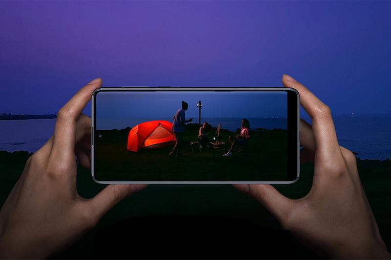 Chất lượng quay video 4K cực kì sắc nét từ camera | Samsung Galaxy M51
