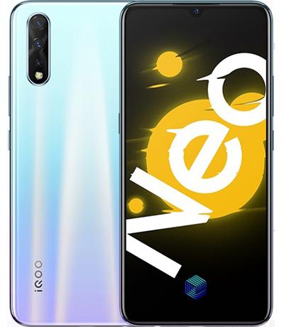 Điện thoại Vivo iQOO 855 Neo Racing Edition