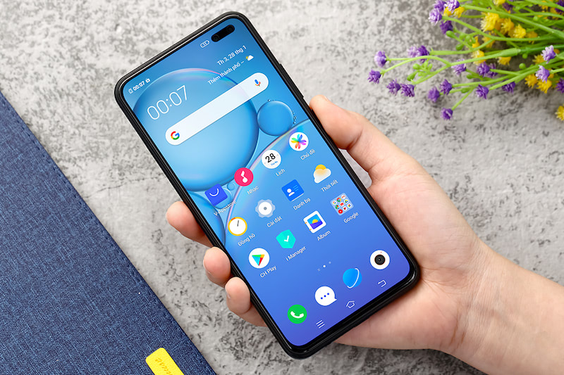 Điện thoại Vivo V19 | Trên tay