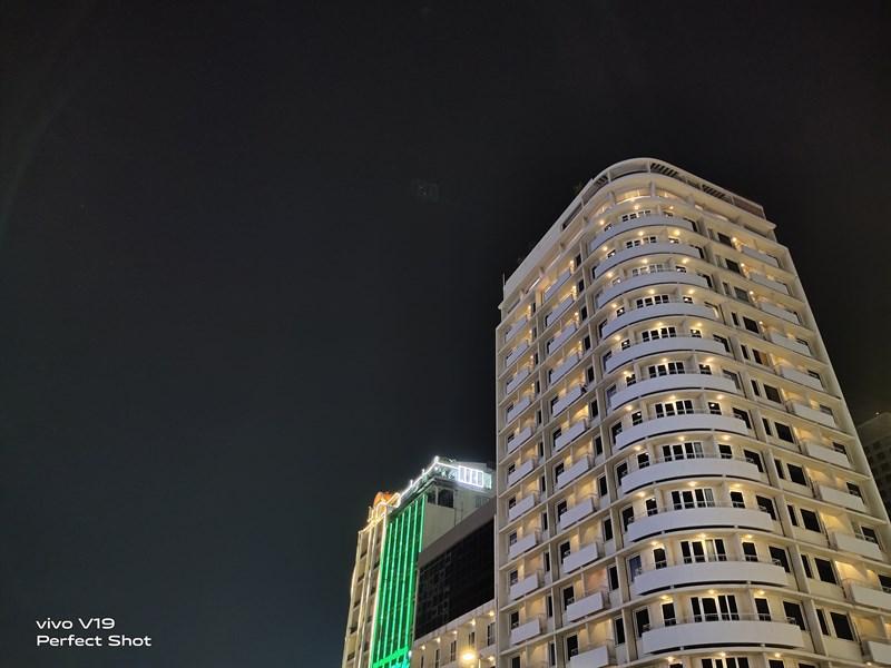 Điện thoại Vivo V19 | Ảnh chụp đêm