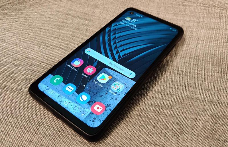 Điện thoại Samsung Galaxy Xcover Pro | Thiết kế bền bỉ, chắc chắn