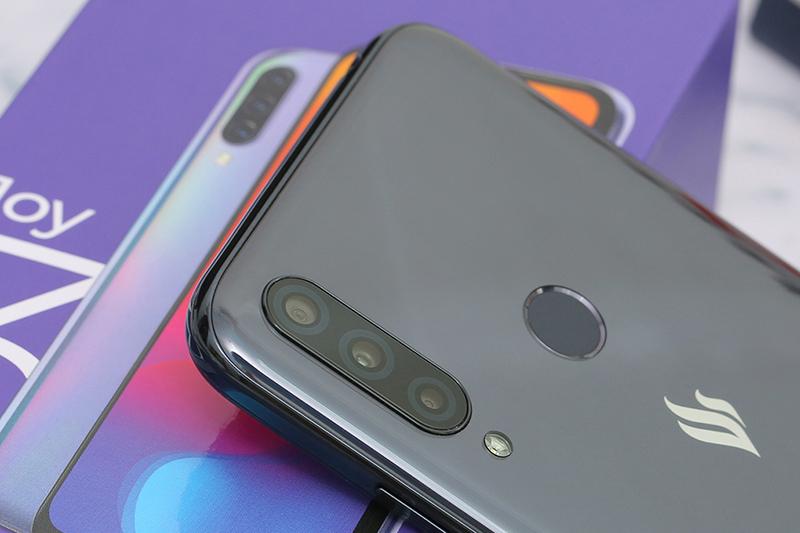 Bộ 3 camera độc đáo trên điện thoại Vsmart Joy 3