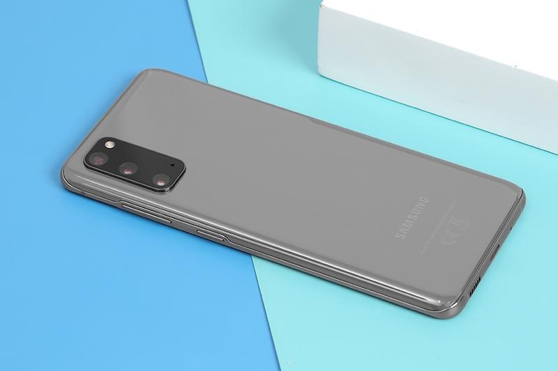 Samsung Galaxy S20 | Thiết kế