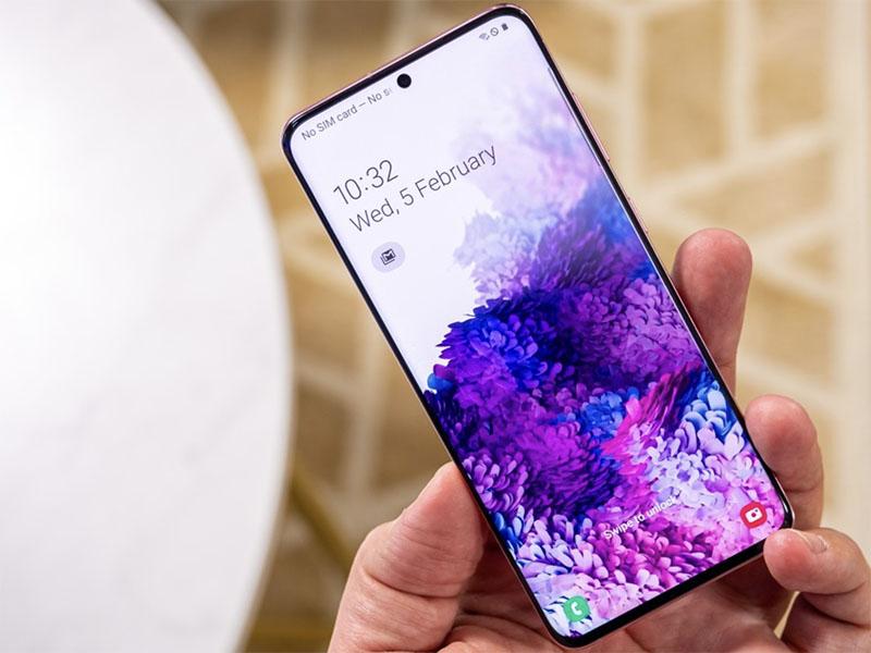 Samsung Galaxy S20 | Giao diện màn hình