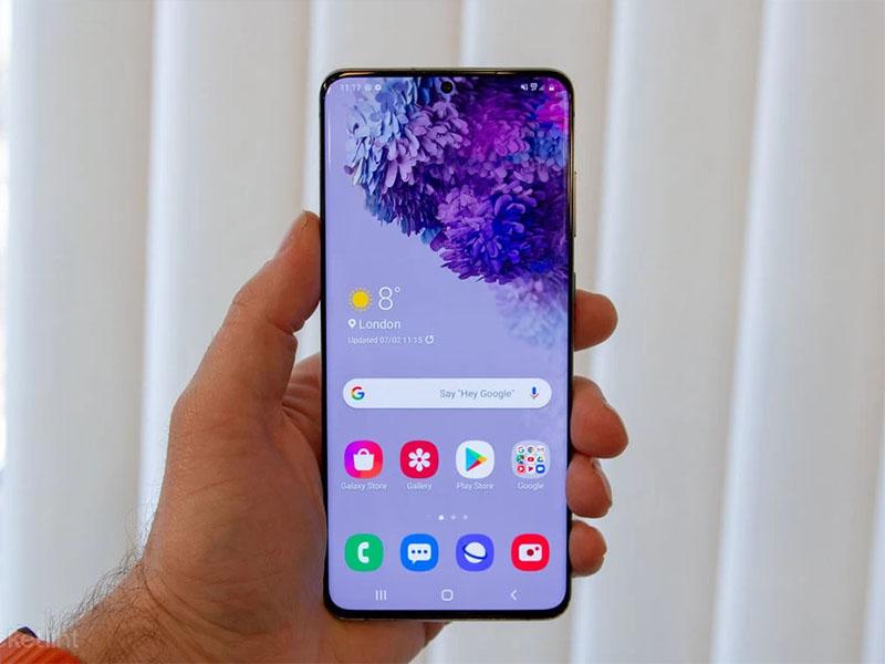 Samsung Galaxy S20 | Hiệu năng đứng đầu