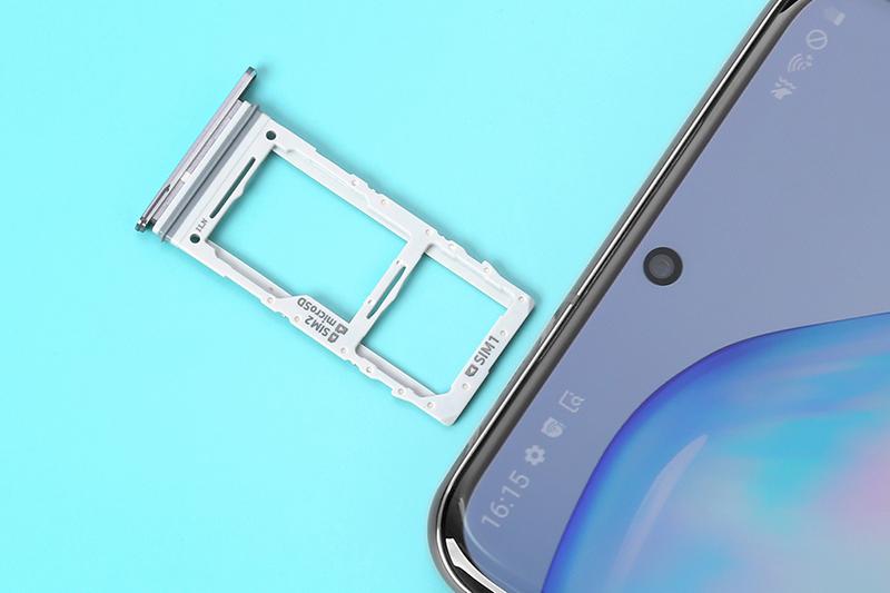 Samsung Galaxy S20 | Hỗ trợ 2 sim hoặc 1 sim 1 thẻ nhớ