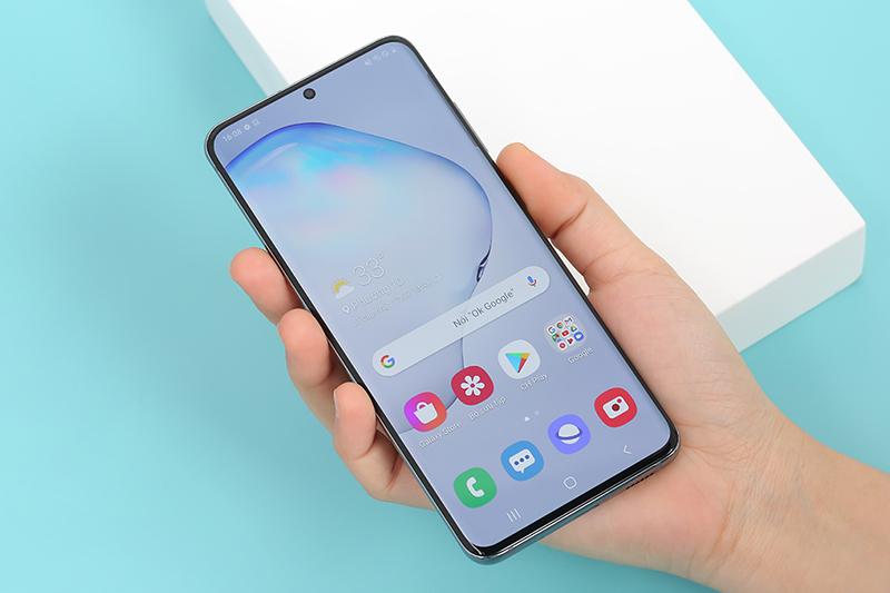 Samsung Galaxy S20 | Chất lương hiển thị màu sắc sinh động, chân thực