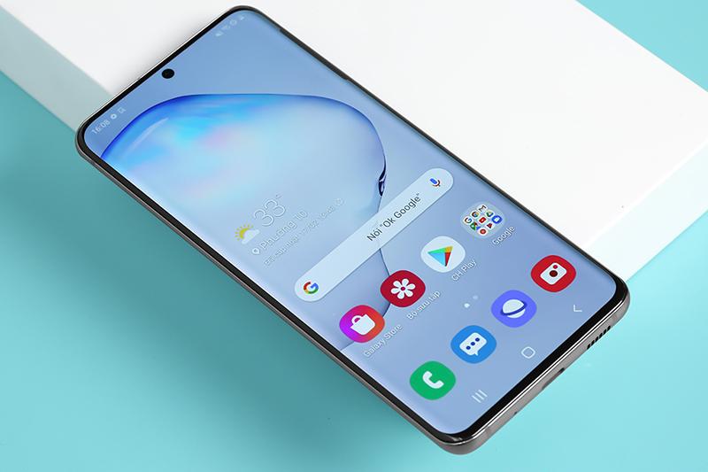 Samsung Galaxy S20 | Thiết kế tràn viền không khuyết điểm