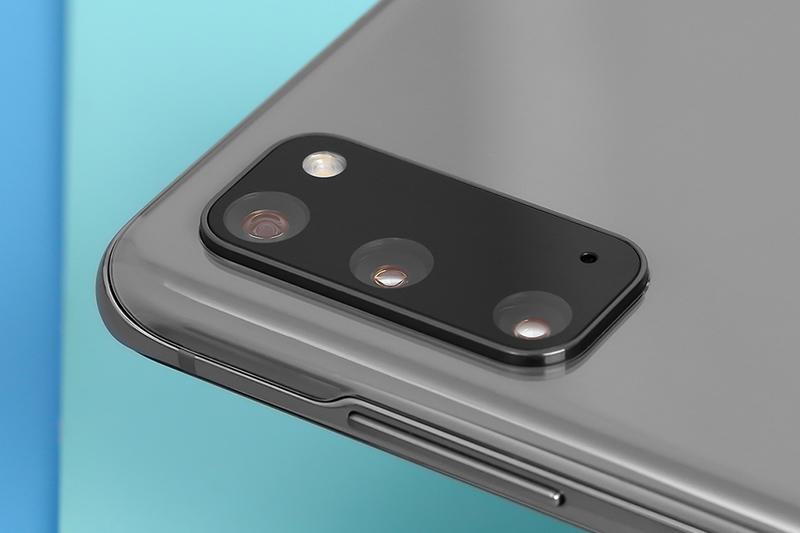 Samsung Galaxy S20 | Thiết kế camera sau