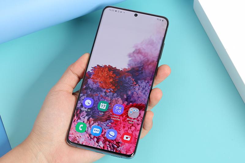 Samsung Galaxy S20 Plus | Trải nghiệm thực tế