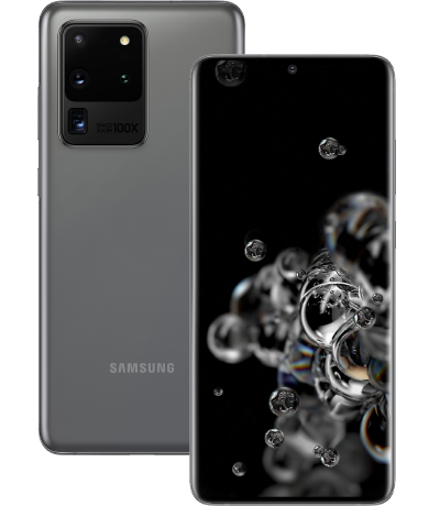 Điện thoại Samsung Galaxy S20 Ultra
