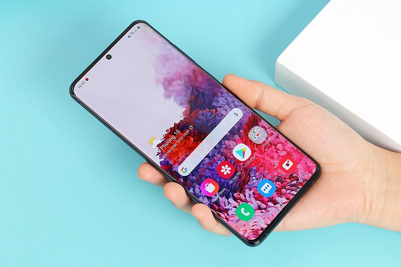 Điện thoại Samsung Galaxy S20 Ultra | Hiệu năng mạnh mẽ
