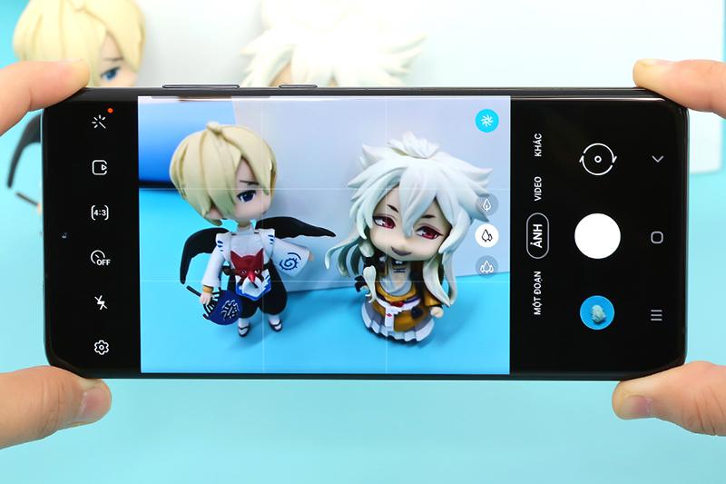 Điện thoại Samsung Galaxy S20 Ultra | Giao diện camera