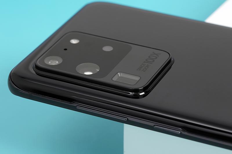 Điện thoại Samsung Galaxy S20 Ultra | Cụm camera sau