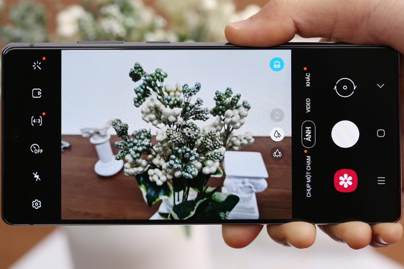 Ảnh chụp bằng came của điện thoại Samsung Galaxy Note 20ra thường