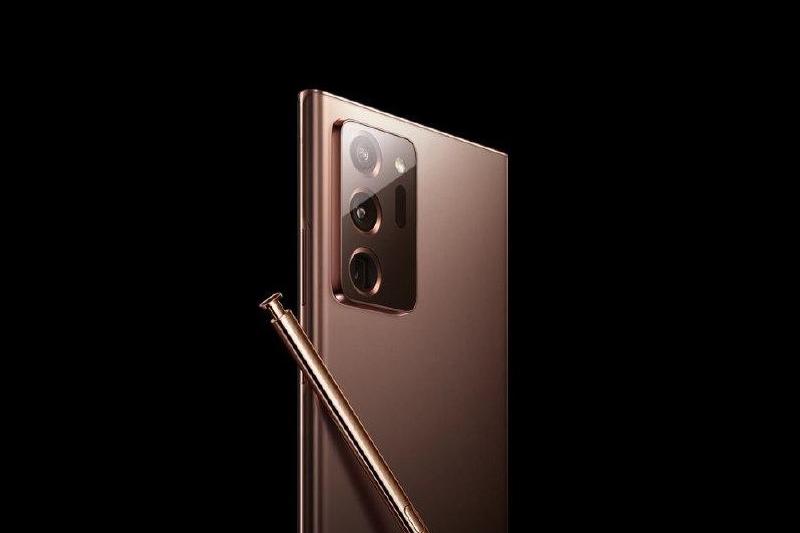 Cụm camera tinh tế mặt lưng - Samsung Galaxy Note 20