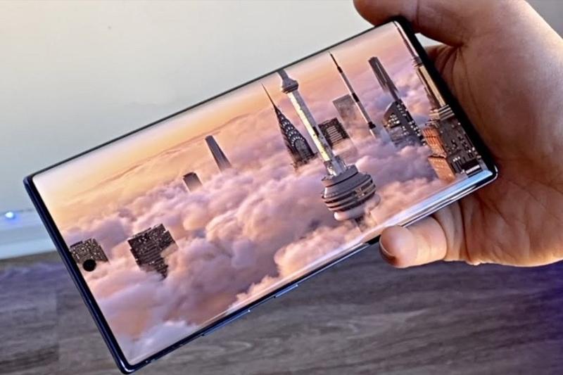 Pin lớn thoả sức đáp ứng nhu cầu ngày dài - Samsung Galaxy Note 20