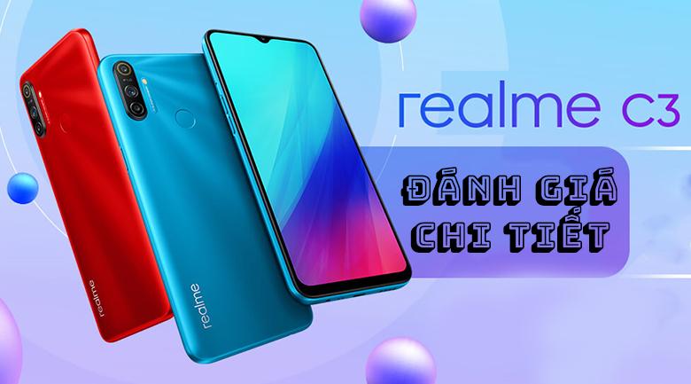 Realme C3 (3GB/32GB)