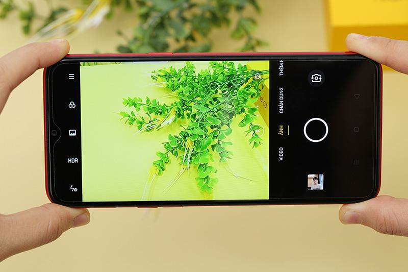 Điện thoại Realme C3 | Tính năng camera sau