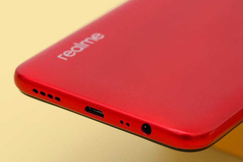 Điện thoại Realme C3 | Thời lượng pin tốt, có hỗ trợ sạc nhanh