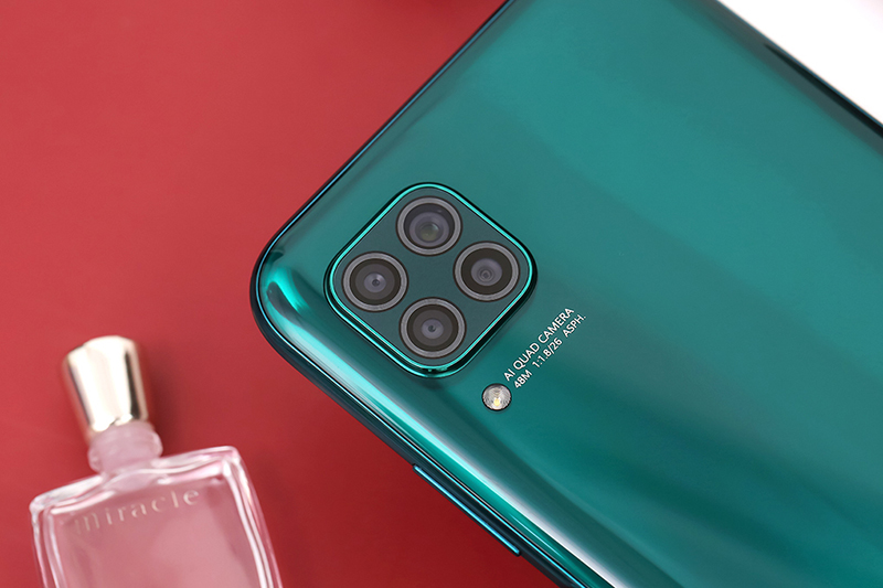 Điện thoại Huawei Nova 7i | Camera sau