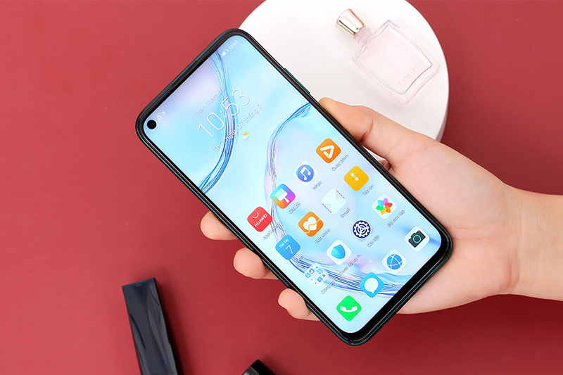 Điện thoại Huawei Nova 7i | Tính năng Petal Search