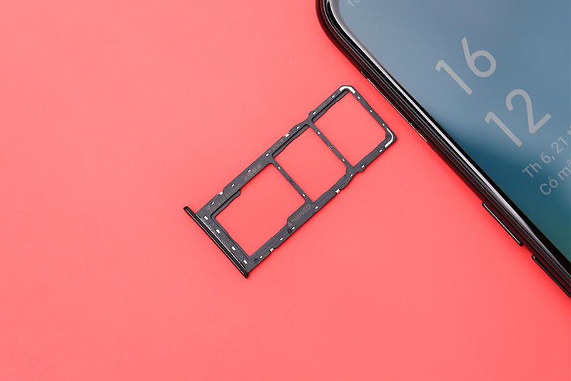 Điện thoại OPPO A31 2020 6GB/128GB | Hỗ trợ 2 sim kèm thẻ nhớ ngoài