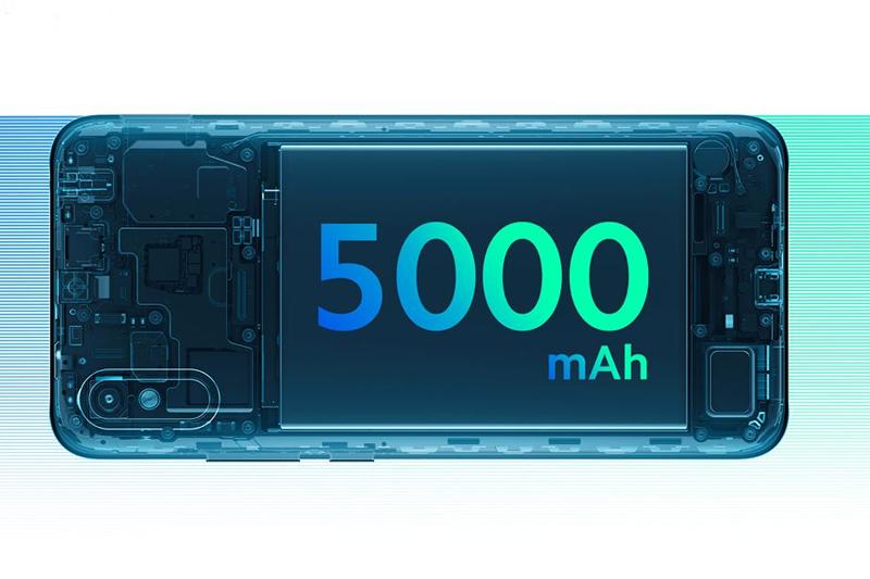 Xiaomi-Redmi-9A-Pin khủng 5000mAh