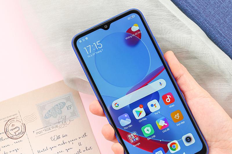 Điện thoại Xiaomi Redmi 9A | Các ứng dụng đã tải trên máy