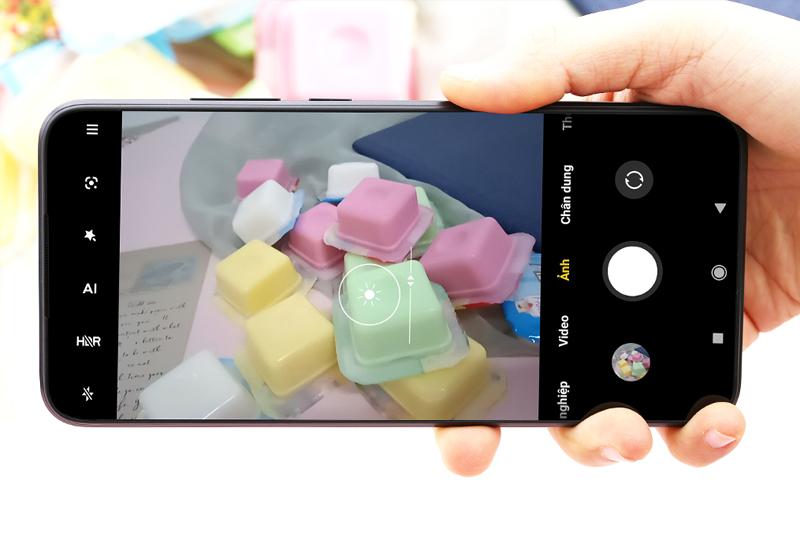Xiaomi Redmi 9A | Cả camera trước và sau đều trang bị trí tuệ nhân tạo