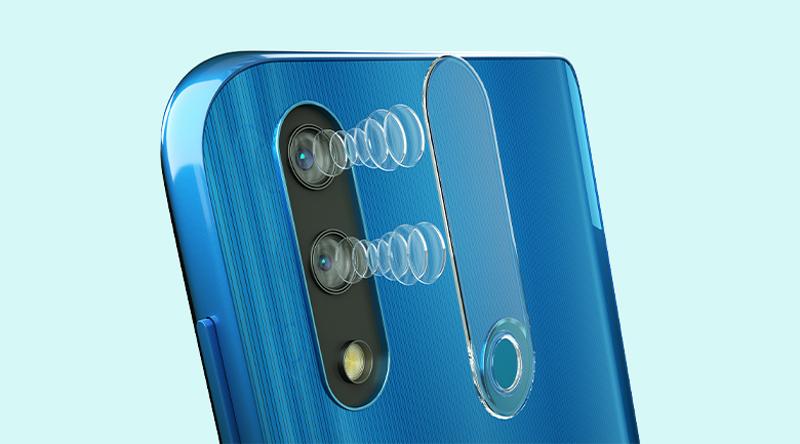 Điện thoại Vsmart Star 3   Camera kép