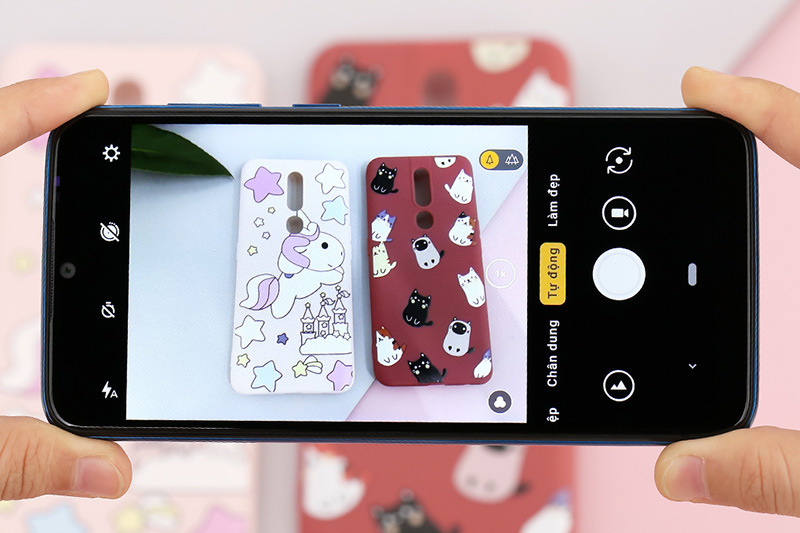 Điện thoại Vsmart Star 3 | Giao diện camera
